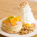 エッグスンシングス - 料理写真:シトラスパンケーキ