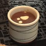 ふたり静 - 朝食(カレー)