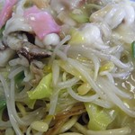 山口屋 - 皿うどん(太麺)ZOOM