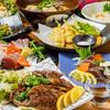 二代目 海坊主 - 料理写真:4000円コースの一例