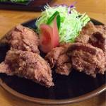 64884372 - 若鶏の唐揚げ  おっきいΣ(゚ω゚ノ)ノ