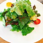 ラガッツァラードラ - ボリューミーなサラダ