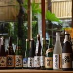 神楽坂 割烹 越野 - 日本酒