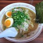 しぇからしか - 【ラーメン + 煮卵】¥650 + ¥100