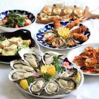 フレンチ、イタリアンなど地中海料理をビストロスタイルで!