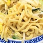 トナリ  - 麺