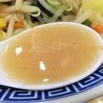 トナリ  - スープ