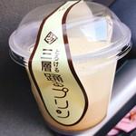 磨墨の里公園 物産館 - 料理写真:とろける踊るプリン