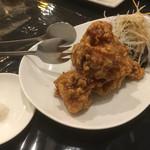 中華料理 彩宴 - 唐揚げも美味しい