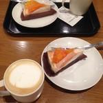 スターバックス・コーヒー - better half のおごり(^∇^)