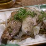徳田酒店 第3ビルB2店 - 焼き物 豚バラ塩焼き