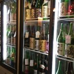 蔵元直送酒場 上よし - 日本酒セラー