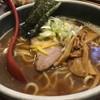 中華そば 蛍 - 料理写真:魚介出汁が濃いけど苦味が少なく優しめの味の醤油!太麺でおいしかった柚子もいい!