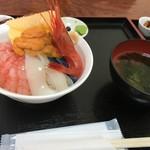 北のにしん屋さん - 羽幌丼1200円