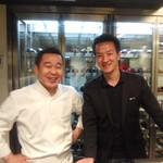 レストラン カズ - パリのSola吉武広樹は弟です