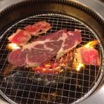 牛角ビュッフェ - 熟成厚切りカルビ