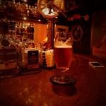 バー スリーマティーニ - 生ビール