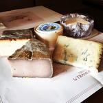 トラモンターナ - 世界の選りすぐりチーズ達
