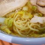 どうとんぼり神座 - 麺とスープ