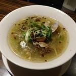 コクエレ - あさりの極上スープ煮生山椒風味