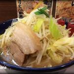 太一商店 - ラーメン小盛り(麺100g)630円(←普通盛りは麺200gで680円)