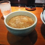 ひごもんず - つけ麺のつけ汁