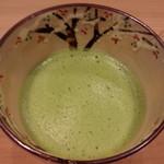 日本料理 百屋 - お抹茶 全てのお料理が最高でした!