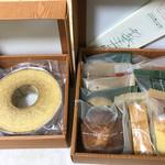 ノエル - バウムクーヘンと焼き菓子セット