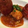蓮花 - 料理写真:草履海老の海老チリ  神料理