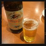 中華料理居酒屋 天府 - 追加の瓶ビール