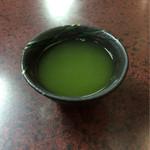 博多 藪 - お茶
