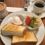 コーヒー・サロン サイセリア - スペシャルセット420円珈琲