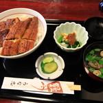 うな忠 - 料理写真:うな丼の竹