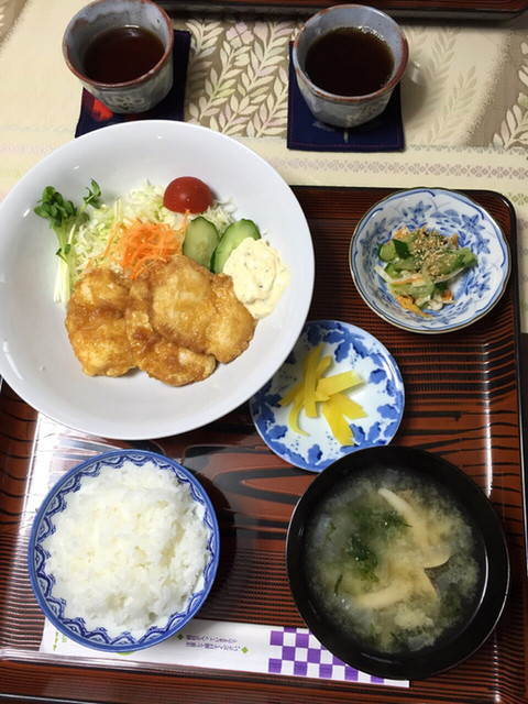 名物ちゃんぽん 鶴岡食堂>