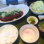 64906232 - 味噌カツ膳(1400円)