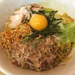 油そば専門店 noodle SPUNKY - 料理写真:2017.4