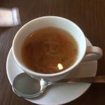どんぐりカフェ - 料理写真:野菜スープ