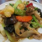 中華料理シーズ - 八宝菜