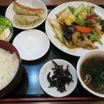 中華料理シーズ - 八宝菜のセット