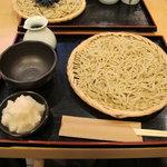 手打蕎麦 松永 - おろしそば800円