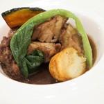 西洋厨房ciel - 鶏モモ肉