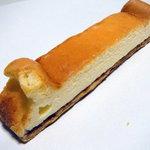 路地裏のチーズケーキ工房 ティオグラトン - プレーンチーズ(120円)