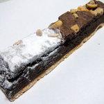路地裏のチーズケーキ工房 ティオグラトン - ガトーショコラ(170円)