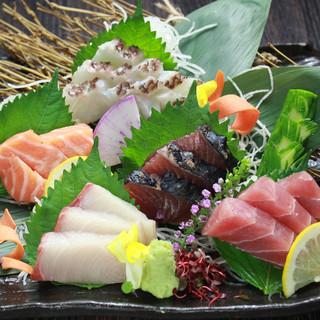 北海道各地の漁師・札幌中央市場直卸…だからこその圧倒的コスパ