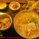 とよ香 - 日替わり定食780円