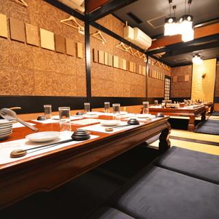 ◆個室◆2~20名様個室あり。宴会最大26名様までOKです。