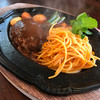 ベイリーフ - 料理写真:ハンバーグ