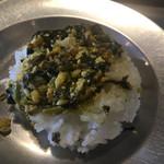アロイナ タベタ - 高菜炒めご飯