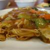 三泰号 - 料理写真:餡掛け焼きそば