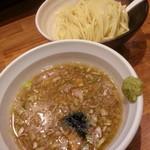 めいげんそ - 塩つけ麺2017.3.25